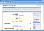 Yahoo! Info Account